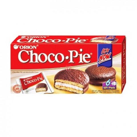 Choco Pie Alfajor Bolinho com Marshmallow