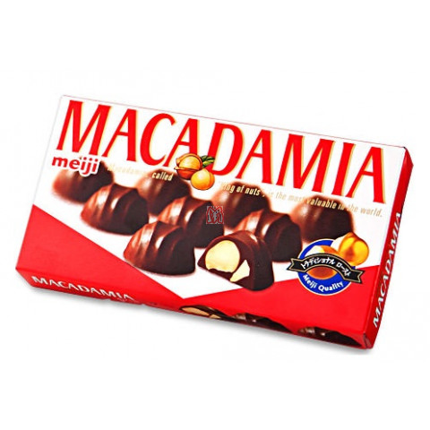 Chocolate Macadâmia