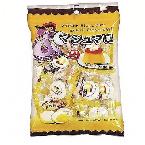 Marshmallow importado Pudim