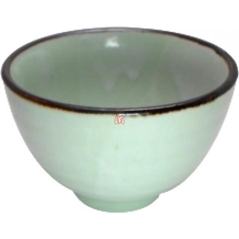 Tigela Oriental em Porcelana