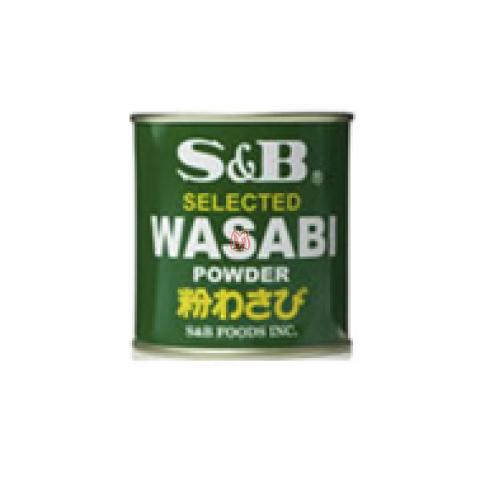 Wasabi Powder Raiz Forte em Pó