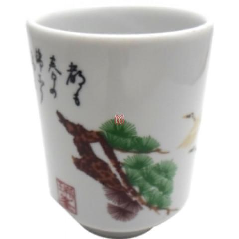 Xícara Oriental para Chá