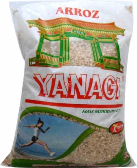 Arroz Integral Yanagi 1kg