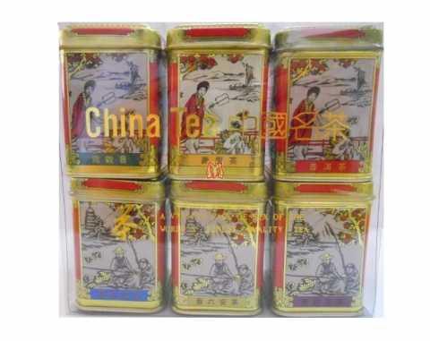 China Tea Mini Gold