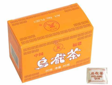 Oolong Tea Chá importado