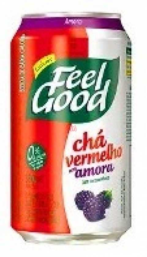 Feel Good Chá Vermelho com amora
