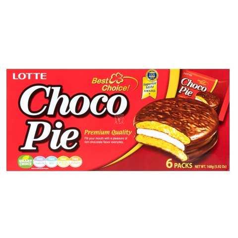 Choco Pie 6 unidades