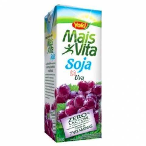 Suco de Soja Uva