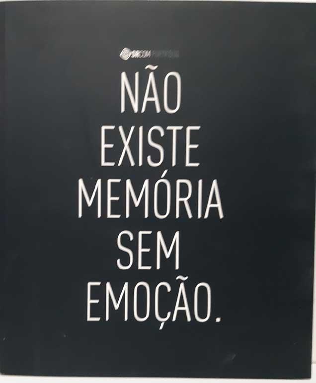 SRCOM portfólio: Não existe memória sem emoção