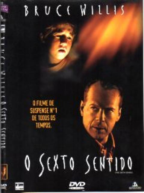 O sexto sentido - DVD original