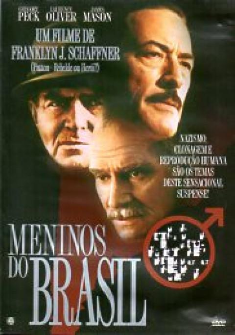Meninos do Brasil - DVD original