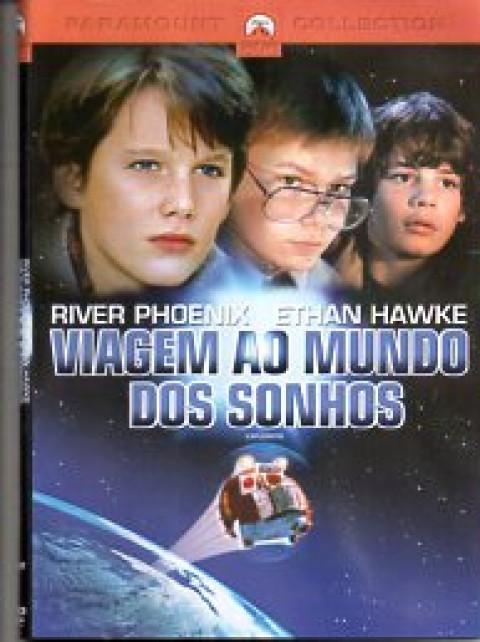 Viagem ao mundo dos sonhos - Dvd original