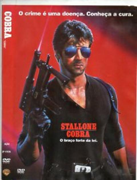 Stallone Cobra-DVD original