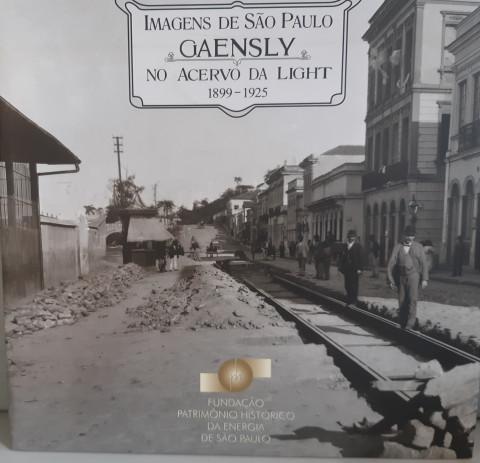 Imagens de São Paulo no acervo da Light, 1899 - 1925 - Gaensly no acervo da Light 1899-1925