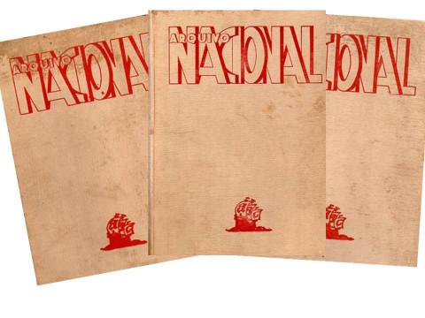 Arquivo Nacional: Arquivo de História Antiga e de Crónicas Contemporâneas - 3 volumes