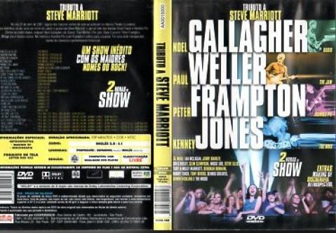 Tributo a Steve Marriot - DVD original - Show em Londres
