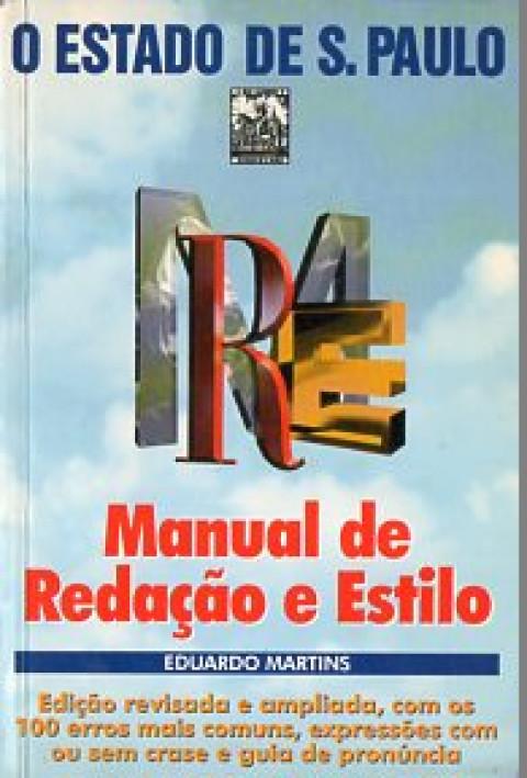 Manual de redação e estilo