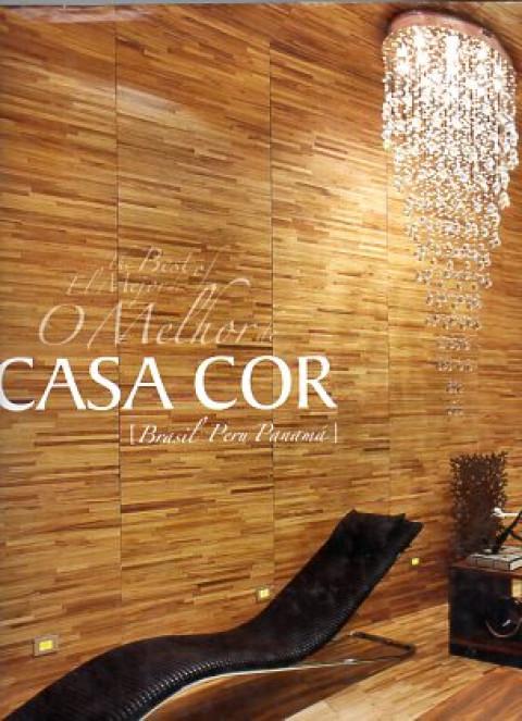 O melhor da Casa Cor - Brasil, Peru e Panamá