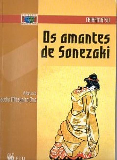 Os amantes de Sonezaki - Chikamatsu