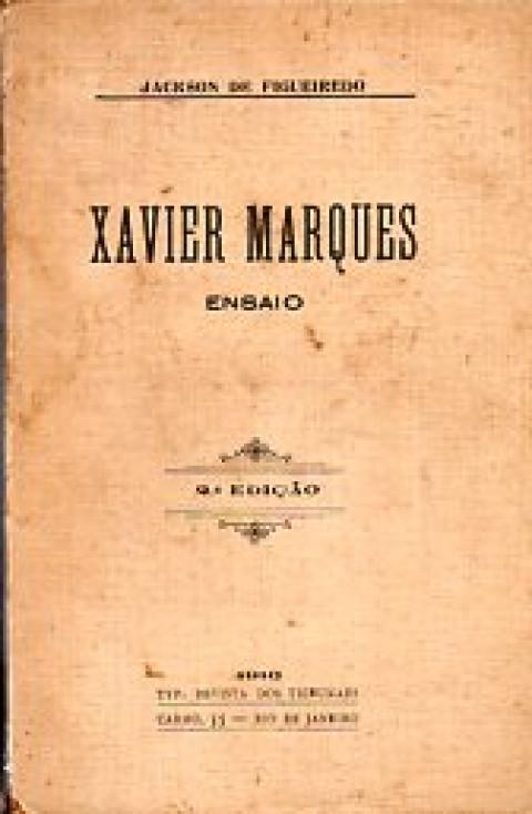Xavier Marques: ensaios