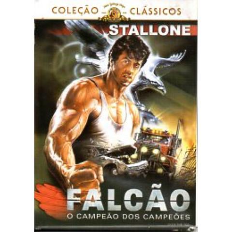 Falcão, o campeão dos campeões - DVD original