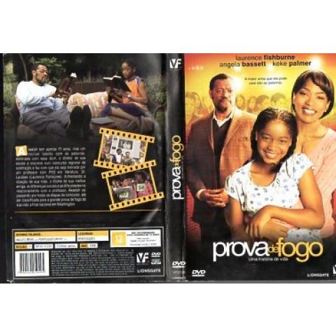 Prova de fogo - DVD original