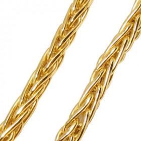 Pulseira em Ouro 18k-750 Palmeira