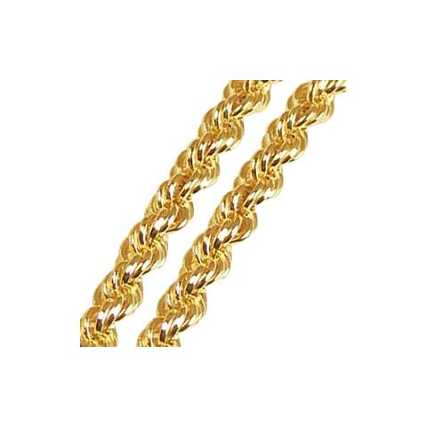 Pulseira Corda em Ouro 18k