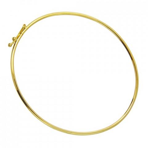 Bracelete em Ouro 18k com Trava de Segurança