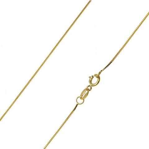 Corrente Maciça Veneziana em Ouro 18k-750