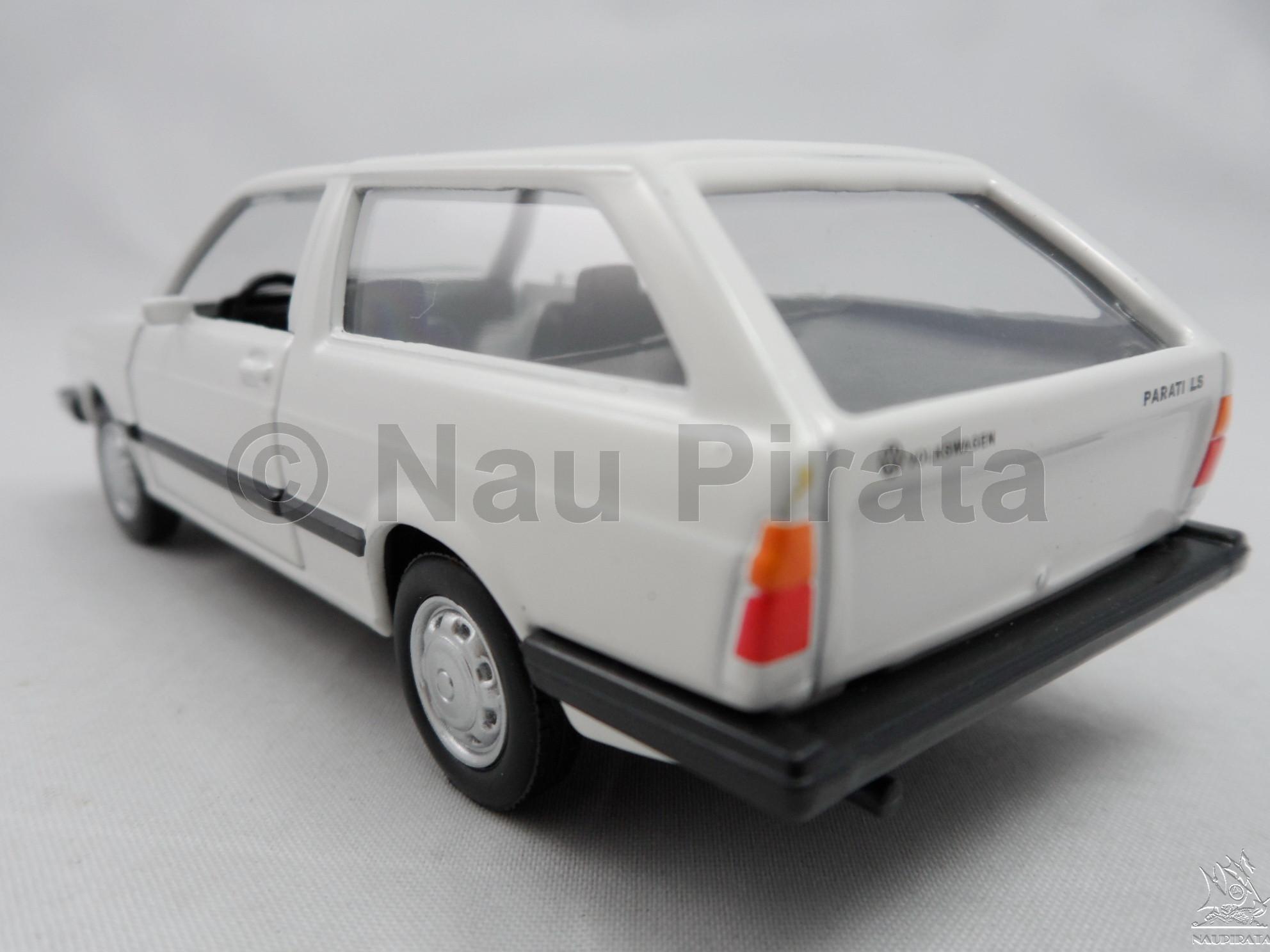 Carros Brasileiros - Nacionais II VW Parati LS 1983 1:43