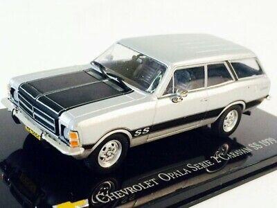 Chevrolet Collection Chevrolet Opala Série 2 Caravan SS 1979 1:43