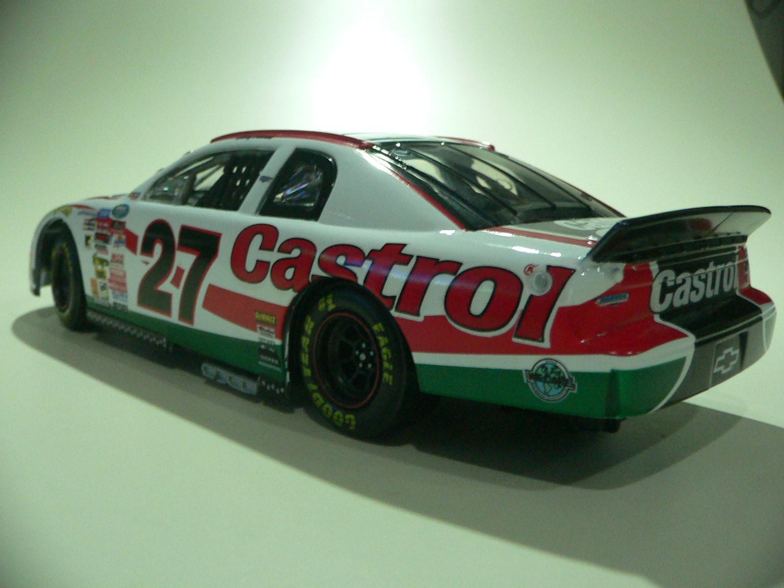 Chevy Monte Carlo 1999 Castrol GTX Nascar # 27 Casey AtWood Edição Limitada a 3000 unidades
