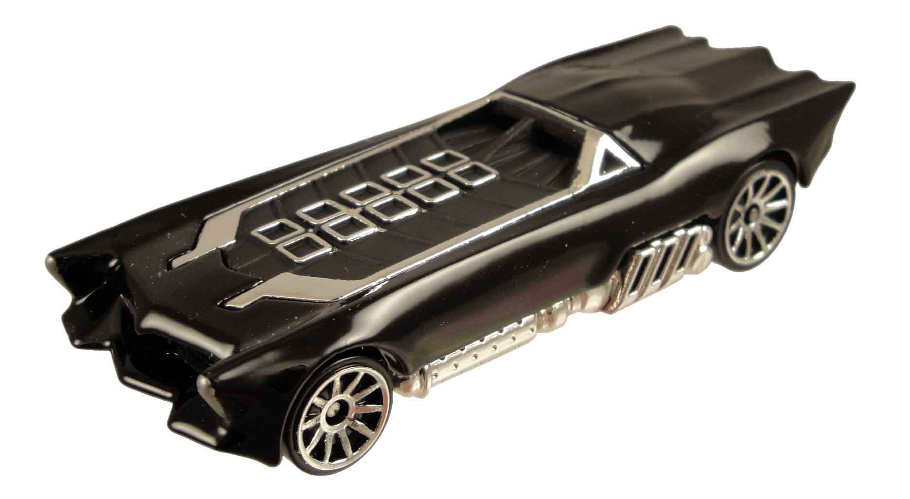 Hot Wheels DC Universe Case F Batman - 1:64