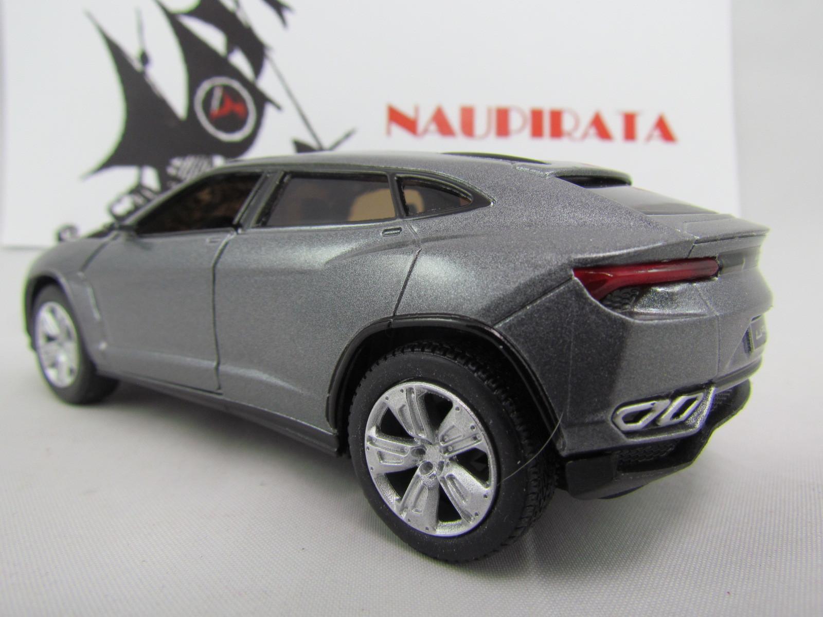Lamborghini Urus Chumbo Kinsmart 1:38