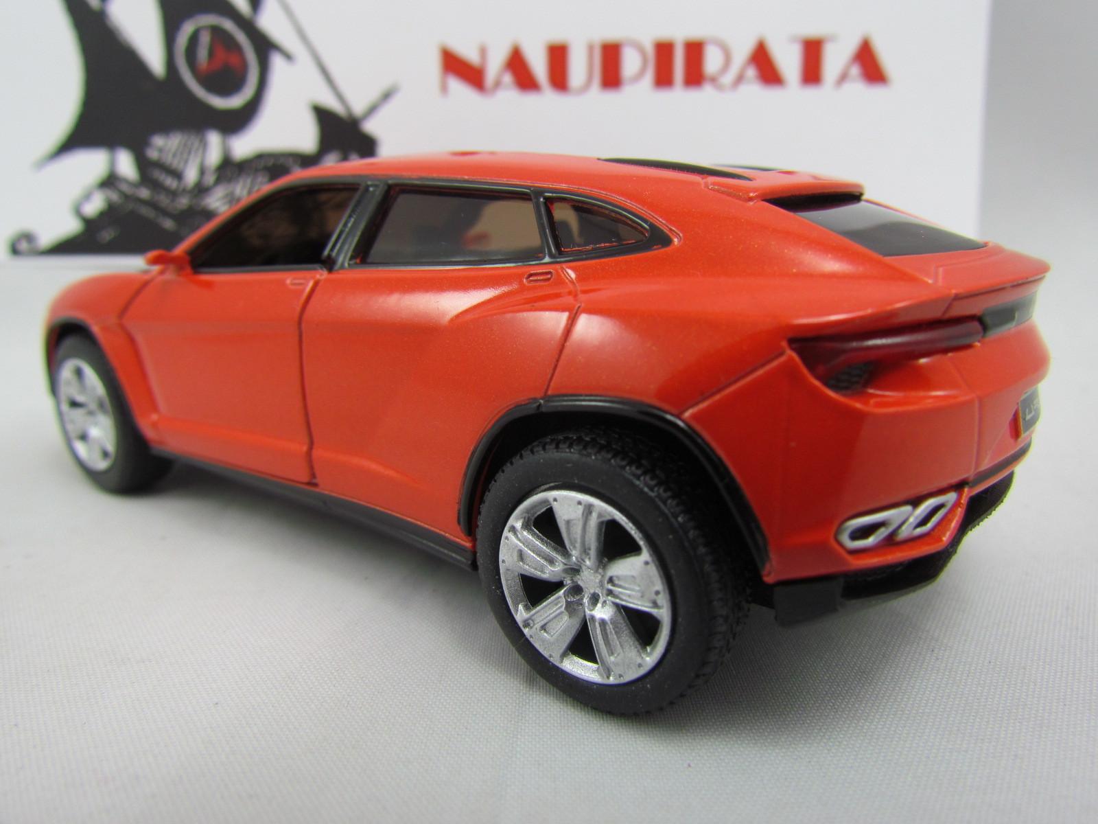 Lamborghini Urus Laranja Kinsmart 1:38