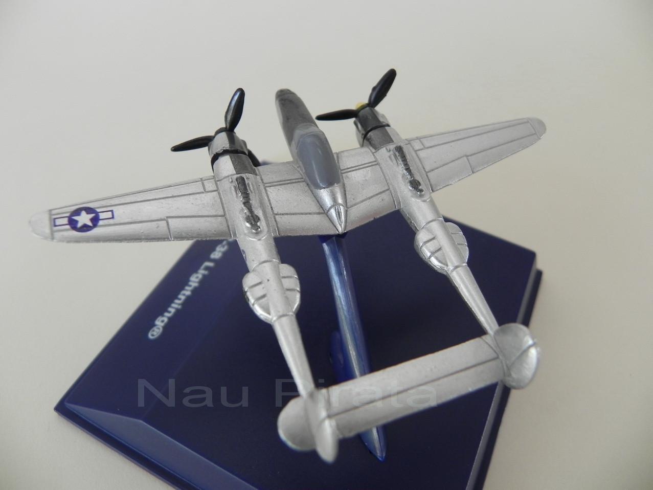 Lockheed P-38 Lighting 1937 New Ray 1:200