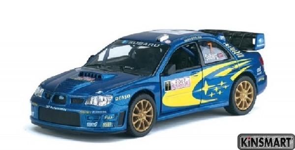 Subaru Impreza WRC #7 2007 Kinsmart 1:36