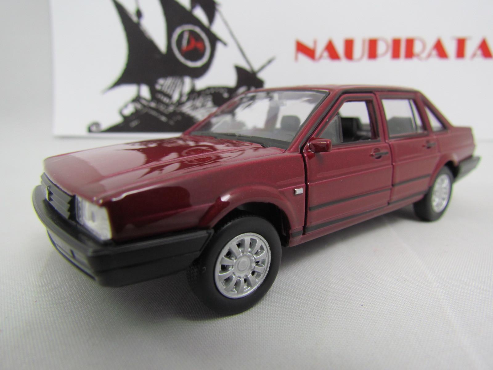 VW Santana 1989 Vinho 1.8 1:37 Welly