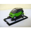 Mercedes-Benz Smart City Coupe Verde Busch 1:87