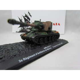 Blindado AMX AU F-1 3e Régiment d'Artillerie de Marine Canjuers (France) - 1997 IXO ALTAYA - 1:72 #03