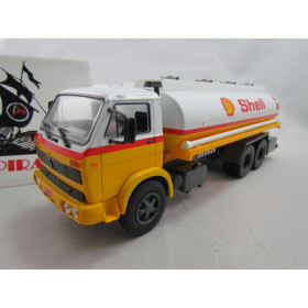 Caminhão VW 13-130 13130 1980 Tanque Shell 1:43 Ixo Models