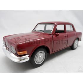 Carros Brasileiros - Nacionais II VW 1600 Zé do Caixão 1969-70 1:43