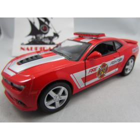 Chevrolet Camaro Bombeiros 2014 Kinsmart 1:38