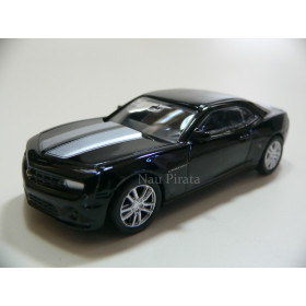 Chevrolet Camaro RS 2012 Preto - RMZ City- 1:64