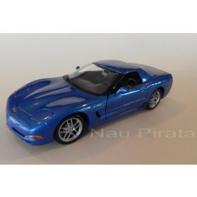 Corvette Z06 Azul Maisto 1:24