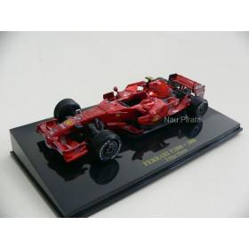 Ferrari Formula 1 F2008 - 2008 Felipe Massa 1:38