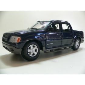 Ford Explorer Sport Track Pickup Azul Maisto 1:25