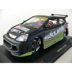 Honda Civic Type R Preto Tuning - Saico 1:32