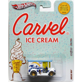 Hot Wheels Carvel Ice Cream Nostalgia Bread Box - 1:64